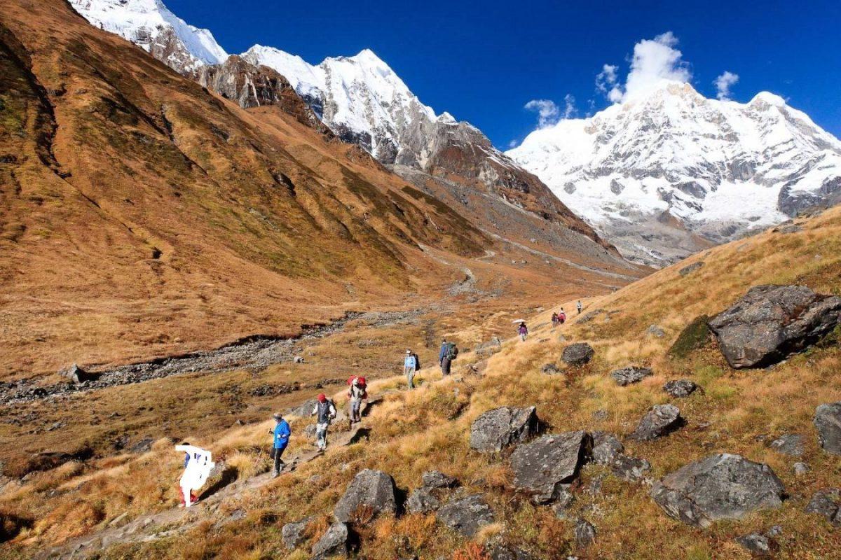 Annapurna Circuit Trek with Throng La Pass
