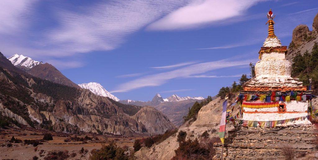 Semi Annapurna circuit trek