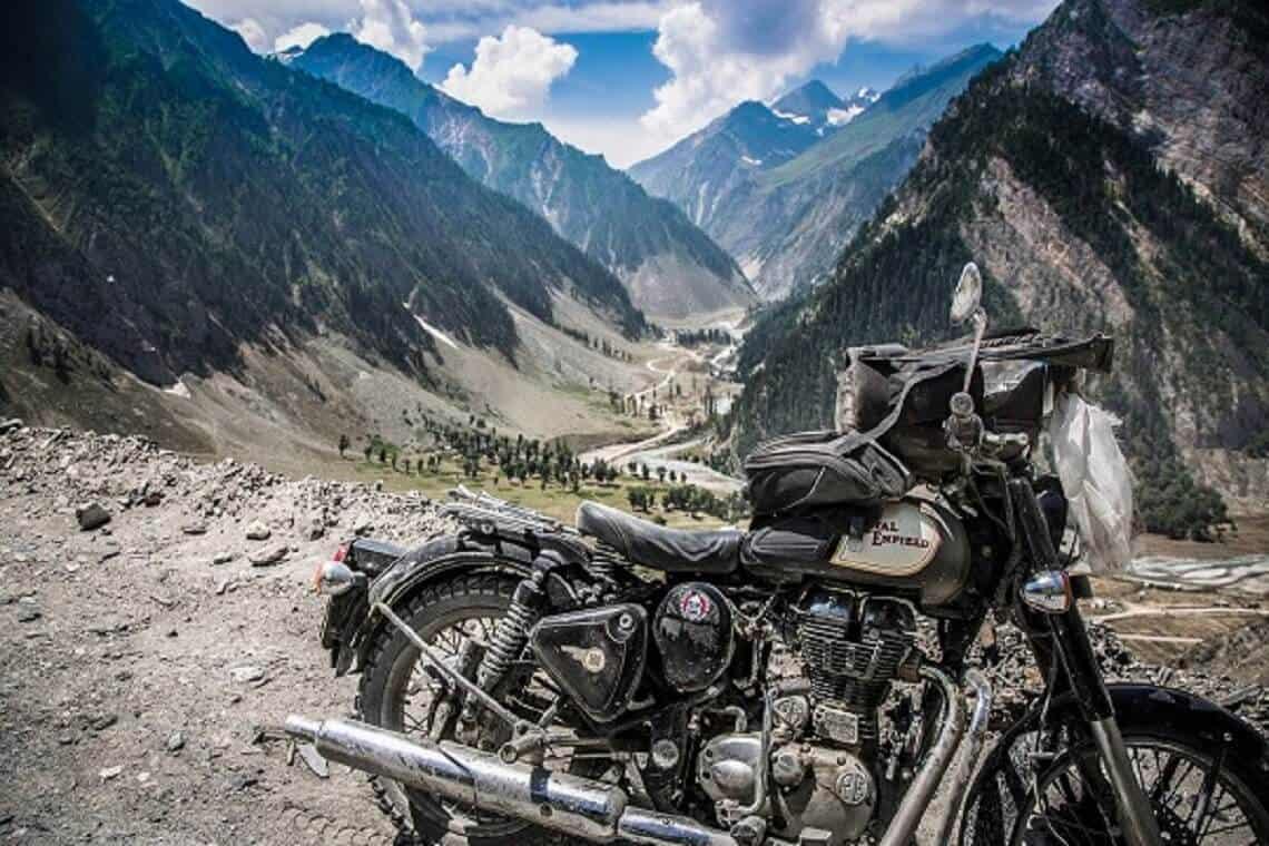 Royal Enfield Motorbike Tour in Nepal