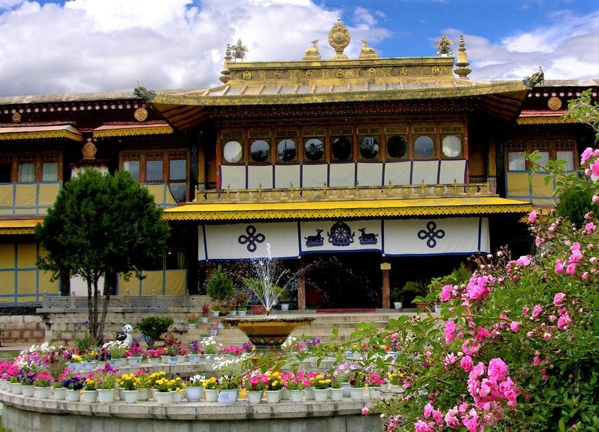 Tibet Lhasa tour with EBC