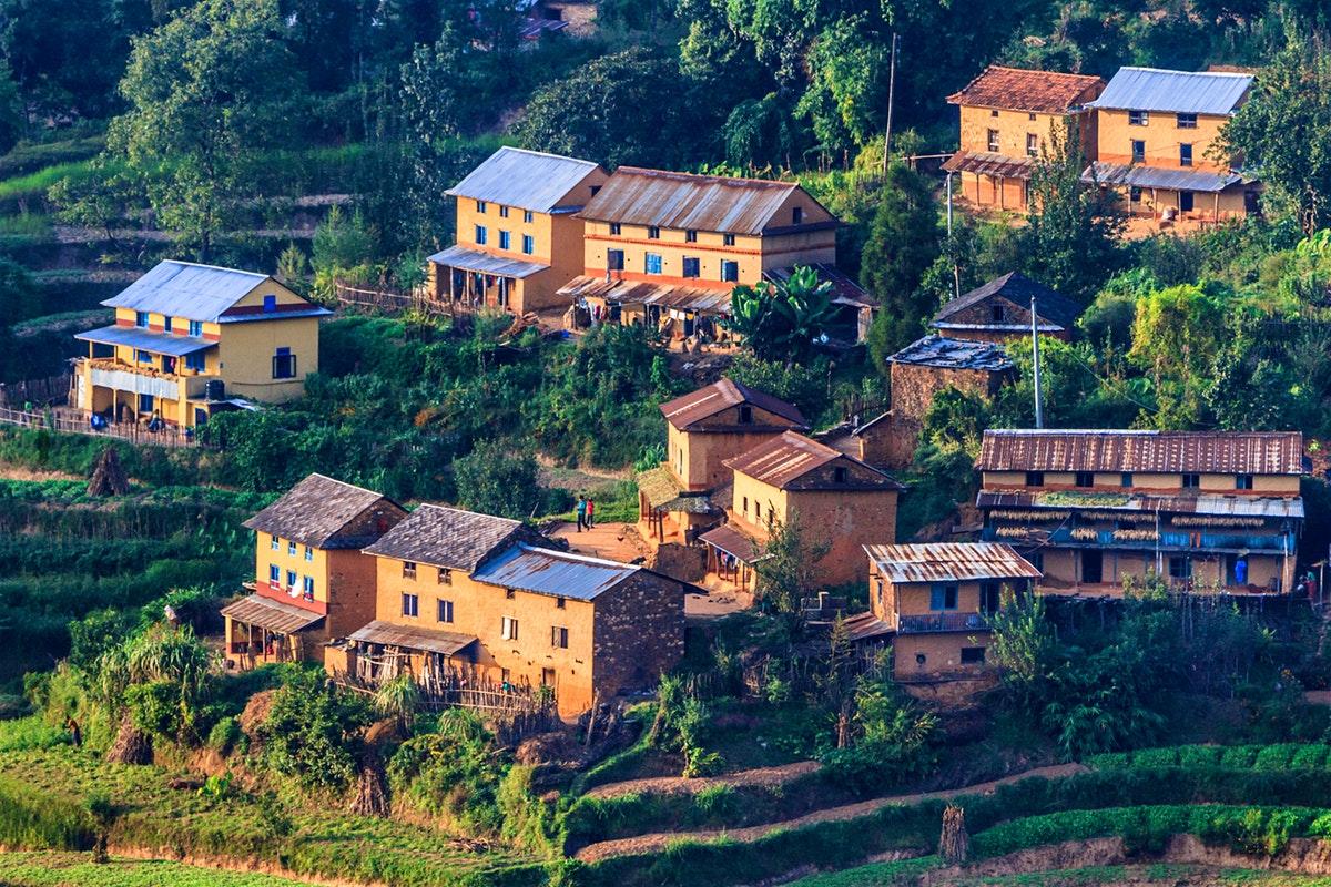 Sankhu Nagarkot Changunarayan Hike