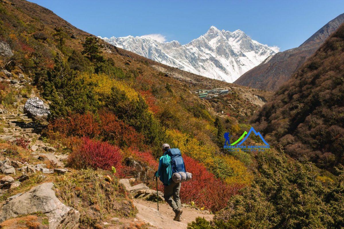 EBC Trek with Gokyo Ri, Cho La Pass & Kalapatthar trek
