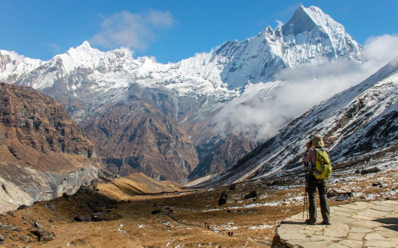 Annapurna circuit Budget trek