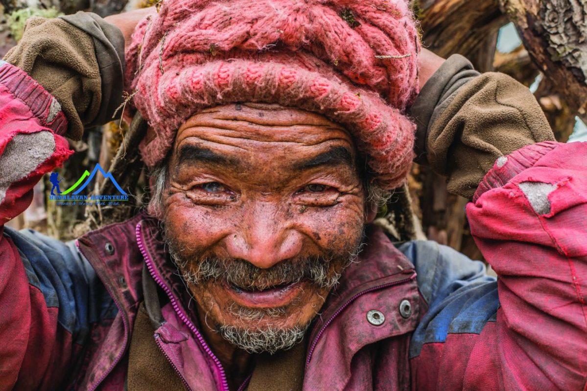 faces in manaslu