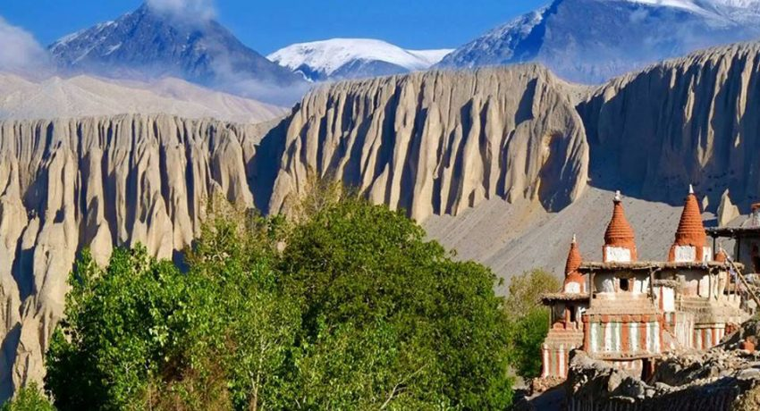 Upper Mustang Village