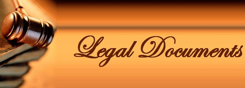 Legal Documents of Himalayan Adventure